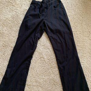 Greys anatomy scrub pant black small xs